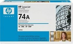 HP 92274A Laser toner Black laser toner & cartridge ( 92274A )
