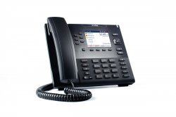 Mitel 80C00002AAA-A IP phone Black Wired handset LCD 9 lines ( 80C00002AAA-A )