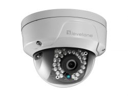 LevelOne FCS-3402 security camera IP security camera Indoor & outdoor Dome Ceiling/Wall 1920 x 1080 pixels ( FCS-3402 )