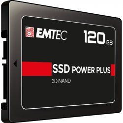 Emtec X150 Power Plus 2.5 120 GB Serial ATA III ( ECSSD120GX150 )