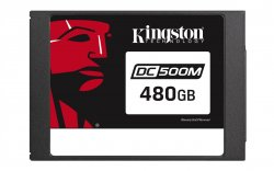 Kingston Technology DC500 2.5 480 GB Serial ATA III 3D TLC ( SEDC500M/480G )
