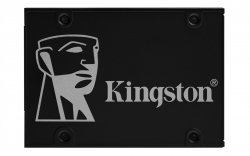Kingston Technology KC600 2.5 256 GB Serial ATA III 3D TLC ( SKC600/256G )
