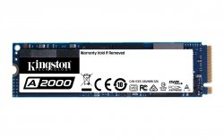 Kingston Technology A2000 M.2 250 GB PCI Express 3.0 3D NAND NVMe ( SA2000M8/250G )
