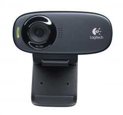 Logitech C310 webcam 5 MP 1280 x 720 pixels USB Black ( 960-001065 )