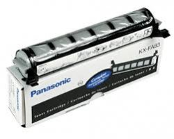 Panasonic KX-FA83X 2500pages Black laser toner & cartridge ( KX-FA83X )