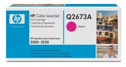 HP 309A Magenta Original LaserJet Toner Cartridge ( Q2673A )