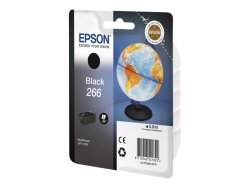 Epson 266 5.8ml 250pages Black ink cartridge ( C13T26614010 )