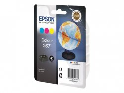 Epson 267 6.7ml 200pages ink cartridge ( C13T26704010 )