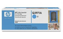 HP 123A Laser cartridge 2000pages Cyan ( Q3971A )