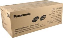 Panasonic DQ-TU18B Black Laser Toner Cartridge 18000pages Black ( DQ-TU18B )