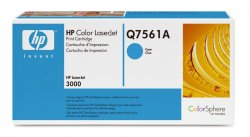 HP 314A Laser cartridge 3500pages Cyan ( Q7561A )