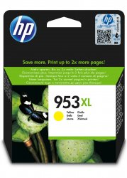 HP 953XL  Yellow ( F6U18AE )
