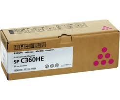 Ricoh 408186 toner cartridge  Magenta 1 pc(s) ( 408186 )
