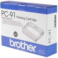 Brother PC-91 Ribbon Fax Cartridge 500 pages ( PC-91 )