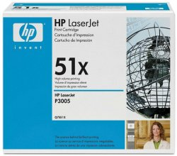 Hewlett-Packard HP 51X black ( Q7551X )