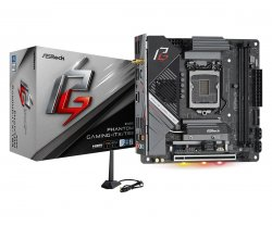 Asrock Z490 Phantom Gaming-ITX/TB3 Mini ITX Intel Z490 ( 90-MXBC40-A0UAYZ )