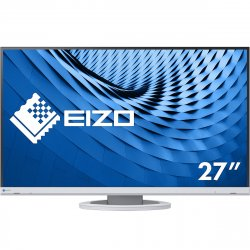 EIZO FlexScan EV2760-WT LED display 68,6 cm (27 Zoll) 2560 x 1440 Pixel Quad HD Weiß ( EV2760-WT )