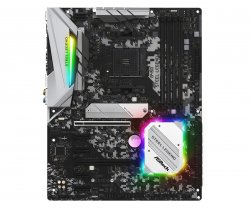 Asrock B450 Steel Legend Socket AM4 ATX AMD B450 ( 90-MXBA00-A0UAYZ )