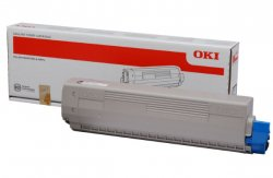 OKI 45643509 toner cartridge  Yellow 1 pc(s) ( 45643509 )