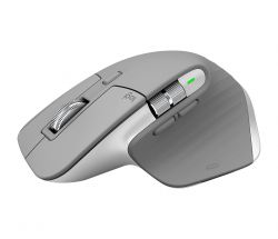Logitech MX Master 3 mouse RF Wireless+Bluetooth Laser 4000 DPI Right-hand ( 910-005695 )