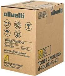 Olivetti B1008 toner cartridge  Yellow 1 pc(s) ( B1008 )