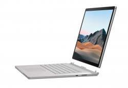 Microsoft Surface Book 3 Hybrid (2-in-1) 34,3 cm (13.5 Zoll) 3000 x 2000 Pixel Touchscreen Intel® Core i5 Prozessoren der 10. Generation 8 GB LPDDR4x-SDRAM 256 GB SSD Wi-Fi 6 (802.11ax) Windows 10 Pro Platin ( SKR-00005 )