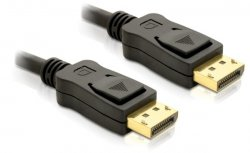 DeLOCK 5m Displayport Cable Black ( 82425 )