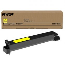 Develop 8938518 12000pages Yellow laser toner & cartridge ( 8938518 )