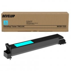 Develop 8938520 12000pages Cyan laser toner & cartridge ( 8938520 )