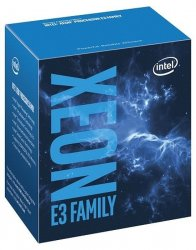 Intel Xeon E3-1245V6 - 3.7 GHz - 4 Kerne - 8 Threads - 8 MB Cache-Speicher - LGA1151 Socket ( BX80677E31245V6 )