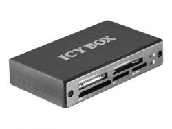ICY BOX IB-869A card reader Grey Micro-USB ( 20076 )