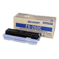Sharp (Original) FO-26DC Toner schwarz