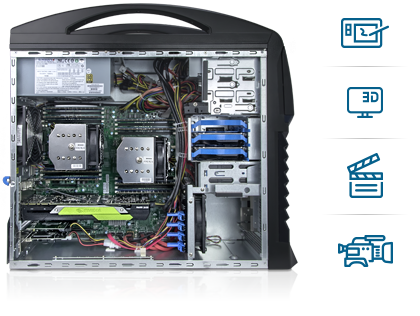 Workstation-PC-supermicro-Qudro